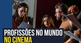 profissoes no mundo no cinema
